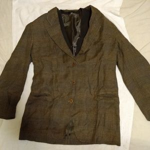 Giorgio Armani Womens Suit Jacket and Vest